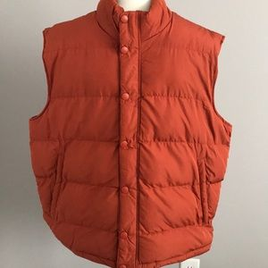 St. Johns Bay Mens Puffer Vest XL